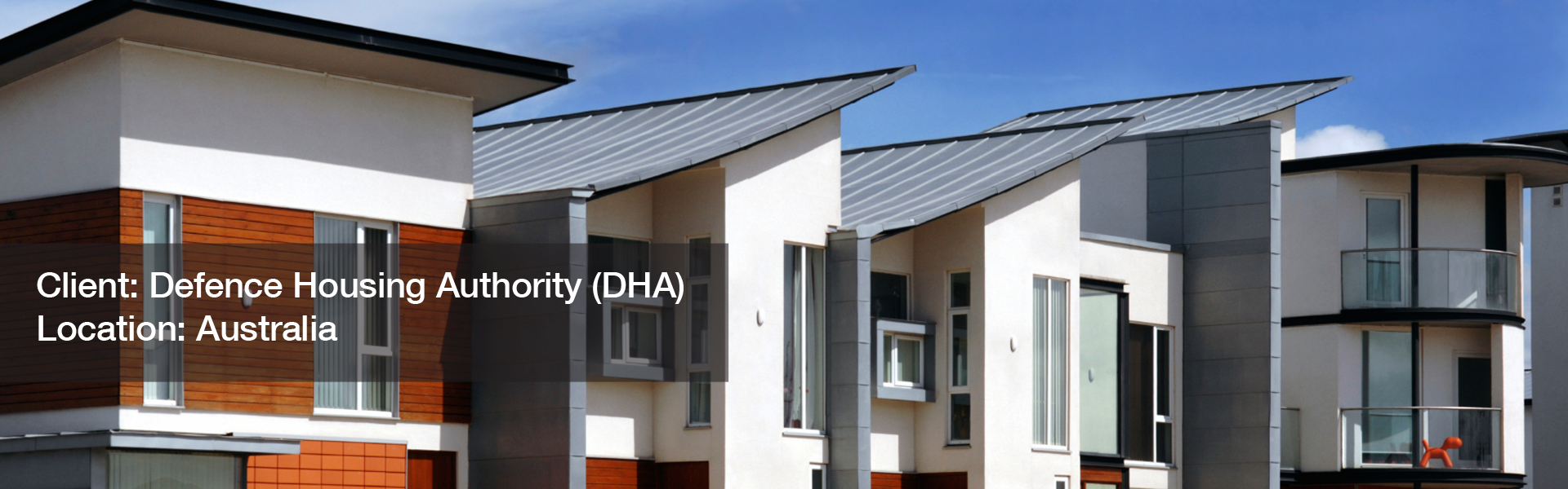Defence Housing Authority Portfolio Analysis
